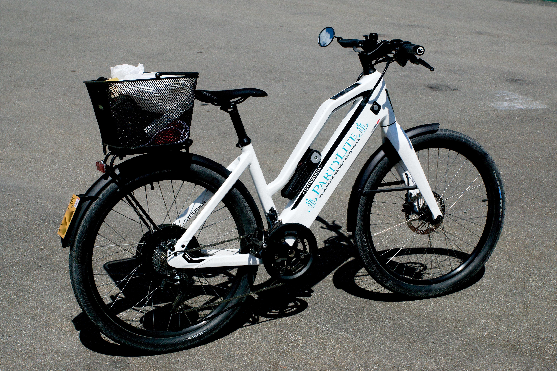 Auch E-bikes haben ihren Preis